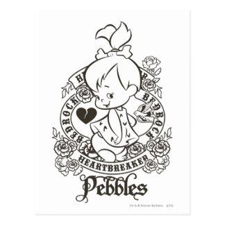 PEBBLES™ Heartbreaker 1 Postcard
