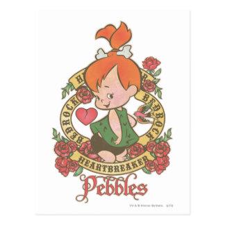 PEBBLES™ Heartbreaker 2 Postcard