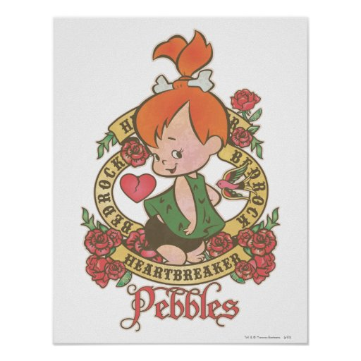 Pebbles  Heartbreaker 2 Print