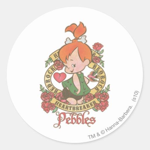 PEBBLES™ Heartbreaker 2 Sticker
