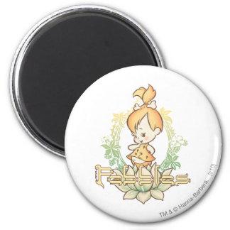 PEBBLES™ in Lotus Flower Magnet