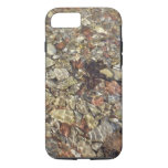 Pebbles in Taylor Creek Water Nature Photography iPhone 8/7 Case