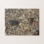 Pebbles in Taylor Creek Water Nature Photography Jigsaw Puzzle