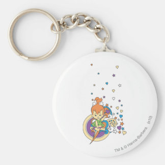 PEBBLES™ In The Stars� Key Chain