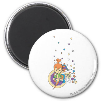 PEBBLES™ In The Stars� Magnet