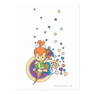 PEBBLES™ In The Stars� Post Card