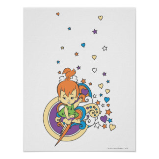 PEBBLES™ In The Stars� Poster