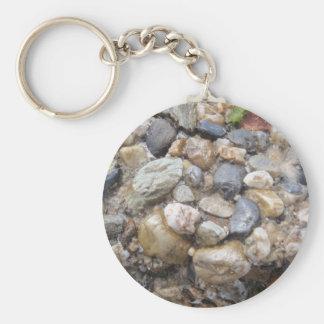 Pebbles Infused Keychain