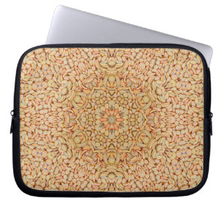 Pebbles Kaleidoscope   Neoprene Laptop Sleeves