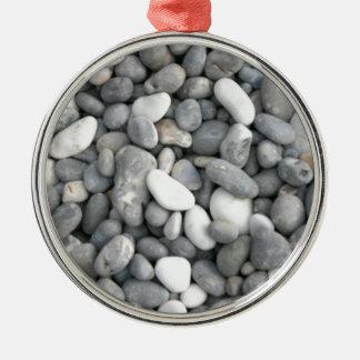 Pebbles Metal Ornament