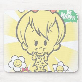 PEBBLES™ Miss Wonderful Mouse Pad