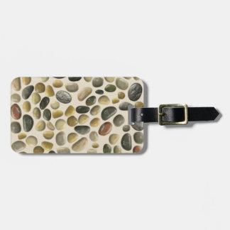 Pebbles on Sand Bag Tags