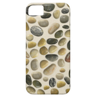 Pebbles on Sand iPhone SE/5/5s Case