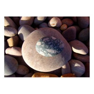 Pebbles On The Beach Business Cards