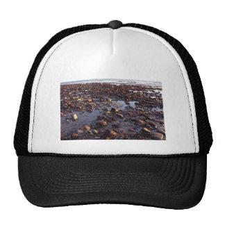 Pebbles on the Beach Trucker Hat