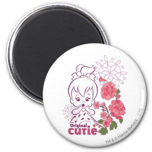 PEBBLES™ Original Cutie 2 Inch Round Magnet