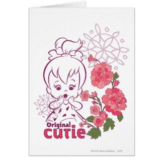 PEBBLES™ Original Cutie Card