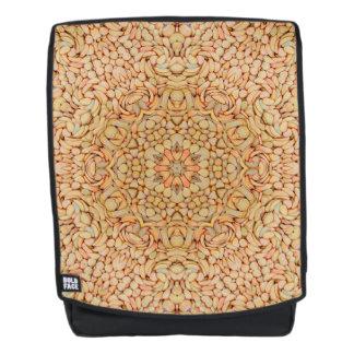 Pebbles Pattern Backpacks
