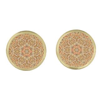 Pebbles Pattern Cufflinks, 4 shapes Cufflinks
