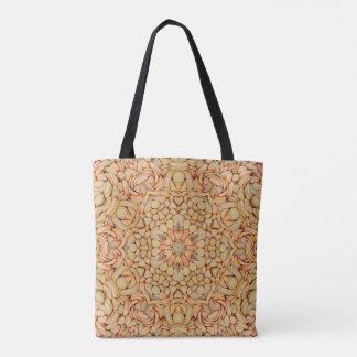 Pebbles Pattern Custom All-Over-Print Tote Bag