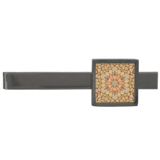 Pebbles Pattern Custom Tie Bars