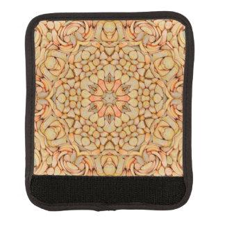 Pebbles Pattern Luggage Handle Wrap