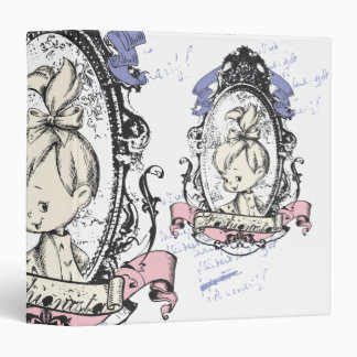 PEBBLES™ Pretty In Reflection Binder