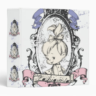 PEBBLES™ Pretty In Reflection 3 Ring Binders