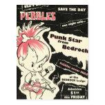 PEBBLES™ Punk Rock Legend Post Cards