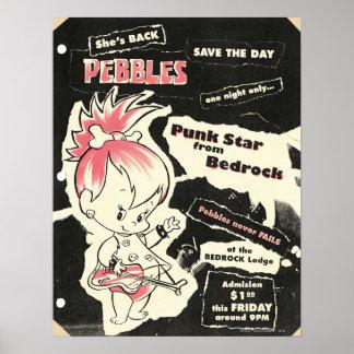 PEBBLES™ Punk Rock Legend Poster