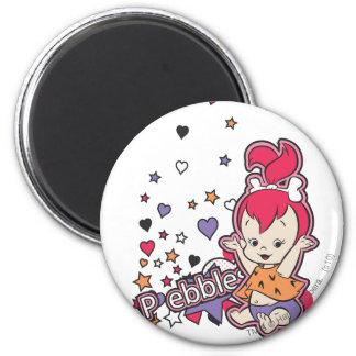 PEBBLES™ Purple Heart Magnet