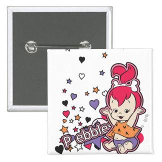 PEBBLES™ Purple Heart Pin