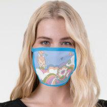 PEBBLES™ Rainbow Cloud Face Mask