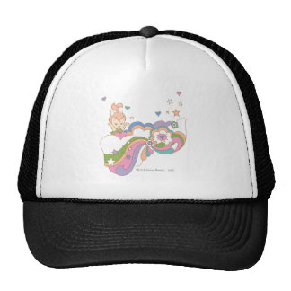 PEBBLES™ Rainbow Cloud Trucker Hat