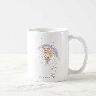 PEBBLES™ Rainbow Stars Classic White Coffee Mug