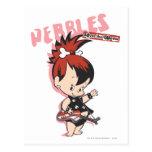 Pebbles Rock Star Postcards
