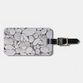 Pebbles, Rocks, Background Bag Tag