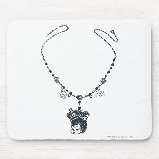 PEBBLES™ Royal Jewelry Mouse Pad