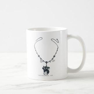 PEBBLES™ Royal Jewelry Classic White Coffee Mug