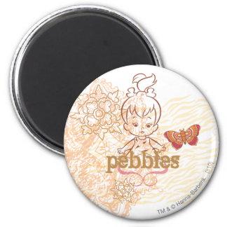 PEBBLES™ Sandy Design Magnet