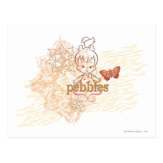 PEBBLES™ Sandy Design Postcard