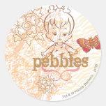 Pebbles Sandy Designs Sticker