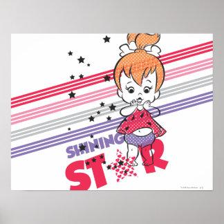 PEBBLES™ Shining Stars Poster
