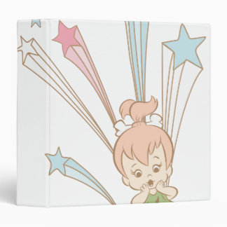 PEBBLES™ Starburst 3 Ring Binder