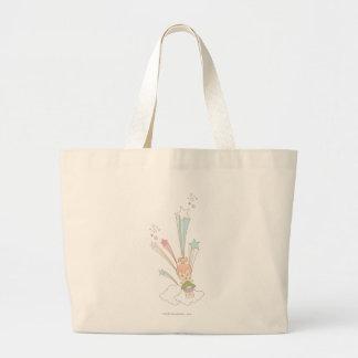 PEBBLES™ Starburst Tote Bags