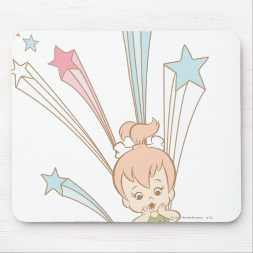 PEBBLES™ Starburst Mouse Pad