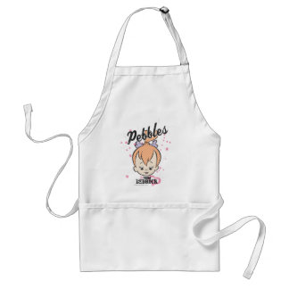 PEBBLES™ Stars and Hearts Adult Apron
