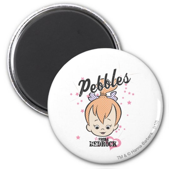 PEBBLES™ Stars and Hearts Magnet