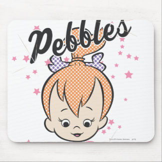 PEBBLES™ Stars and Hearts Mouse Pad