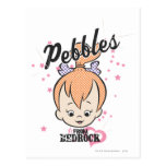 PEBBLES™ Stars and Hearts Postcard